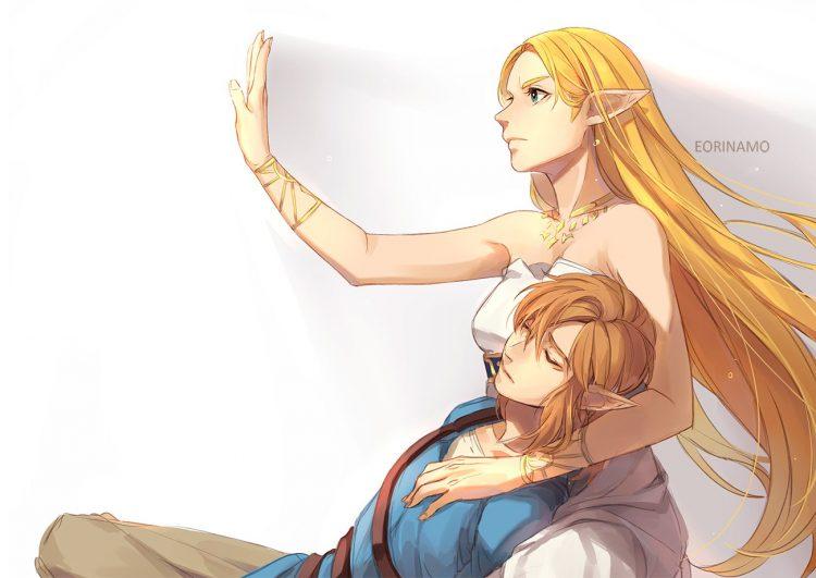 hentai ゼルダ姫 princess zelda14 - 【The Legend of Zelda】ゼルダ姫のエロ画像:イラスト