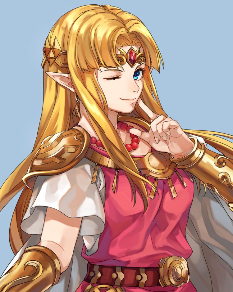hentai ゼルダ姫 princess zelda18 - 【The Legend of Zelda】ゼルダ姫のエロ画像:イラスト