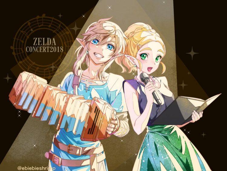 hentai ゼルダ姫 princess zelda21 - 【The Legend of Zelda】ゼルダ姫のエロ画像:イラスト