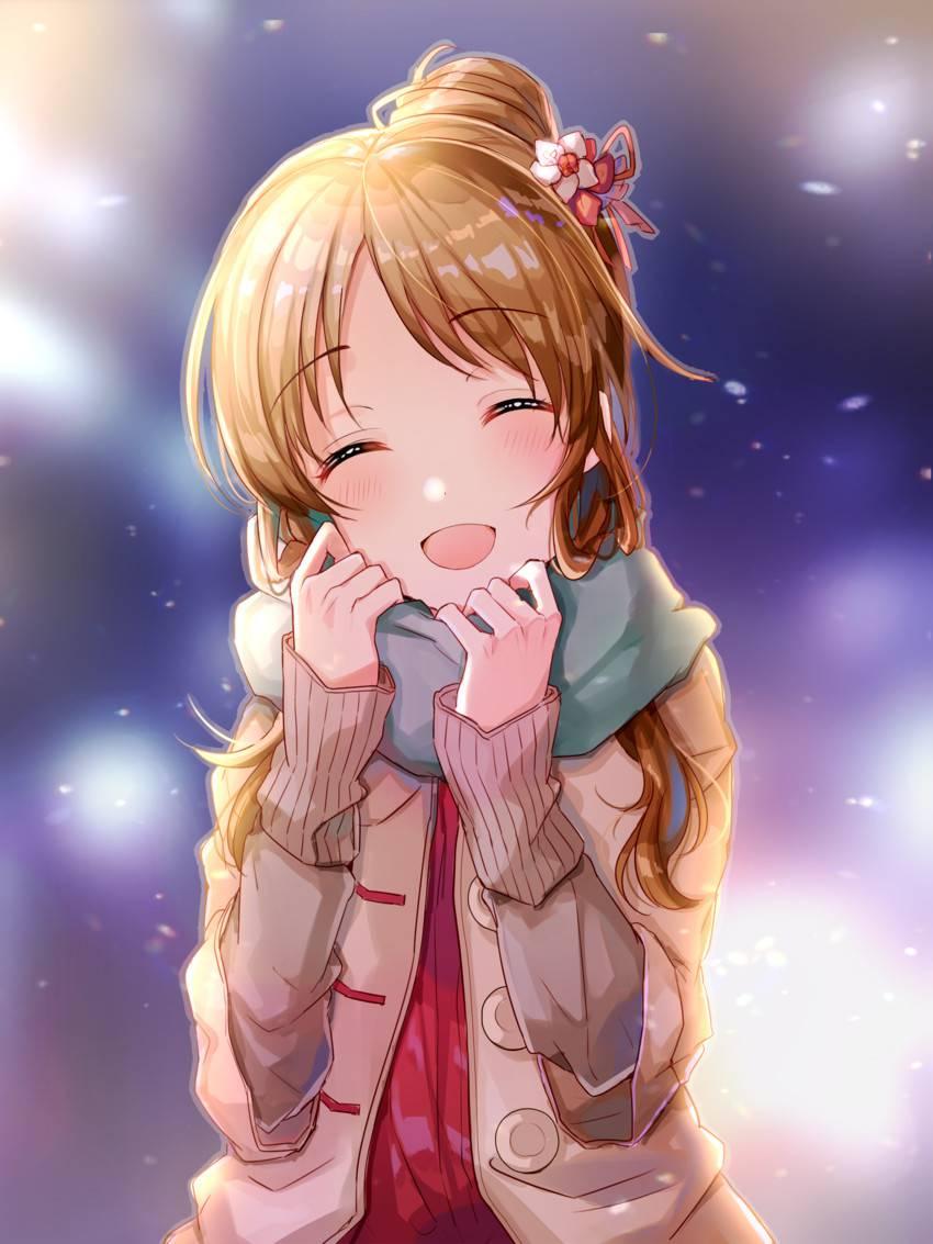 hentai 高森藍子 デレマス57 - 【デレマス】高森藍子ちゃんのエロ画像:イラスト その2