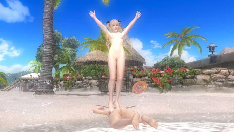 hentai doa マリーローズ31 - 【DOA】マリー・ローズちゃんのエロ画像:イラスト