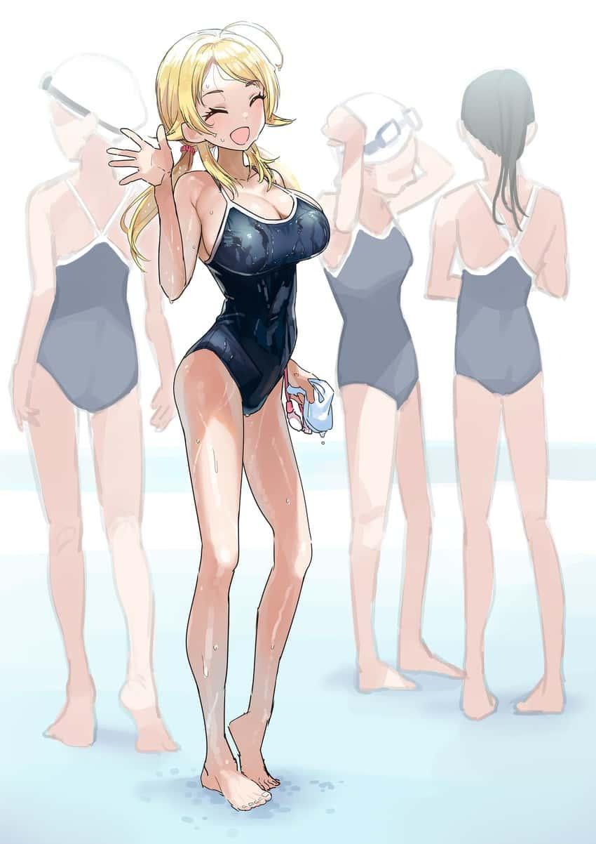 hentai 八宮めぐる アイマス90 - 【シャイニーカラーズ】八宮めぐるのエロ画像:イラスト その3