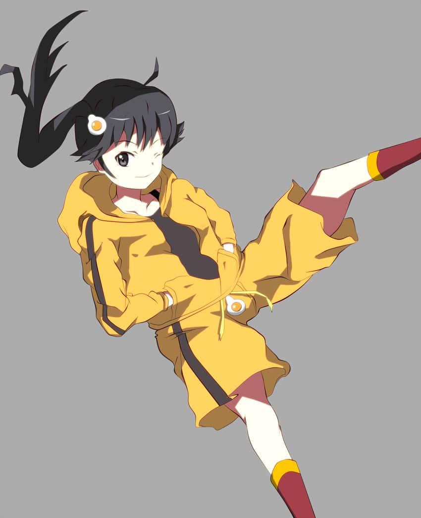 hentai 阿良々木火憐 化物語33 - 【偽物語】阿良々木火憐ちゃんのエロ画像:イラスト