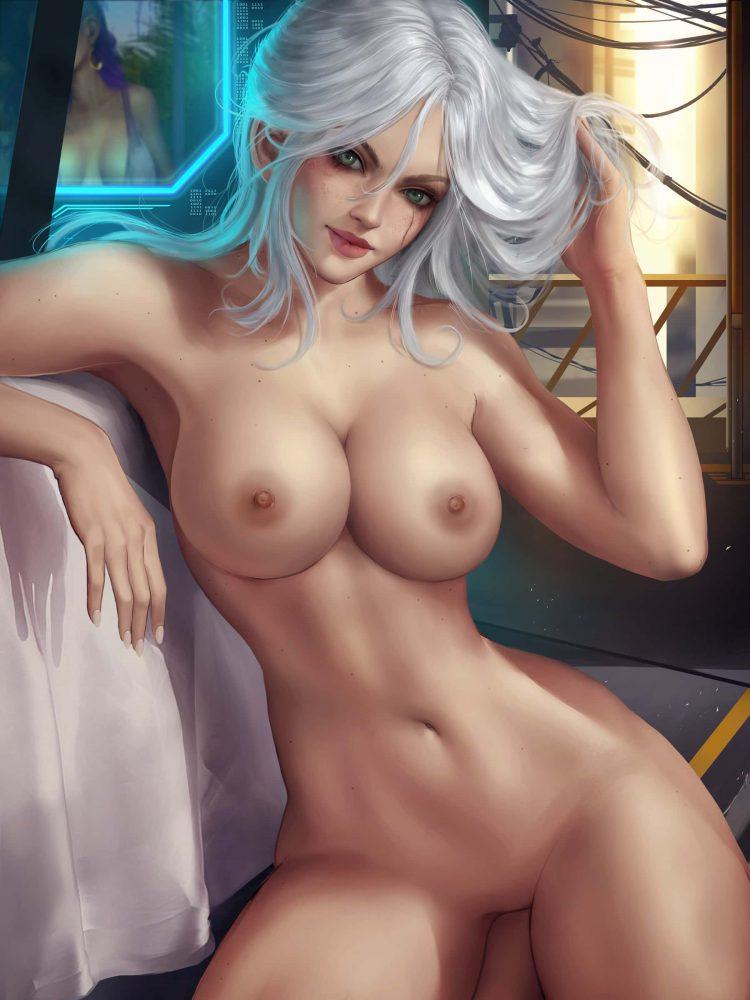 hentai cyberpunk 207712 - 【ゲーム】「サイバーパンク2077」のエロ画像:イラスト