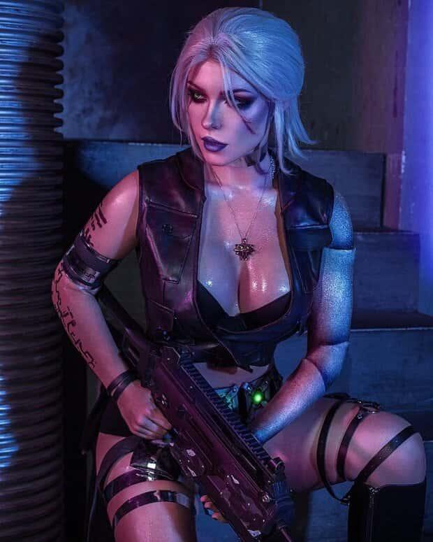 hentai cyberpunk 207713 - 【ゲーム】「サイバーパンク2077」のエロ画像:イラスト