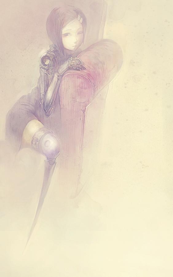 hentai cyborg Android 2 cyberpunk 27 - 【二次】サイボーグやアンドロイドのエロ画像:イラスト その10