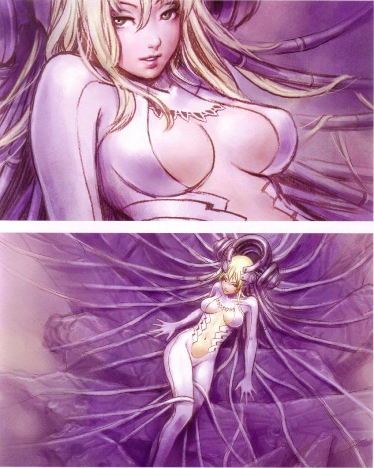 hentai cyborg Android 2 cyberpunk 30 - 【二次】サイボーグやアンドロイドのエロ画像:イラスト その10