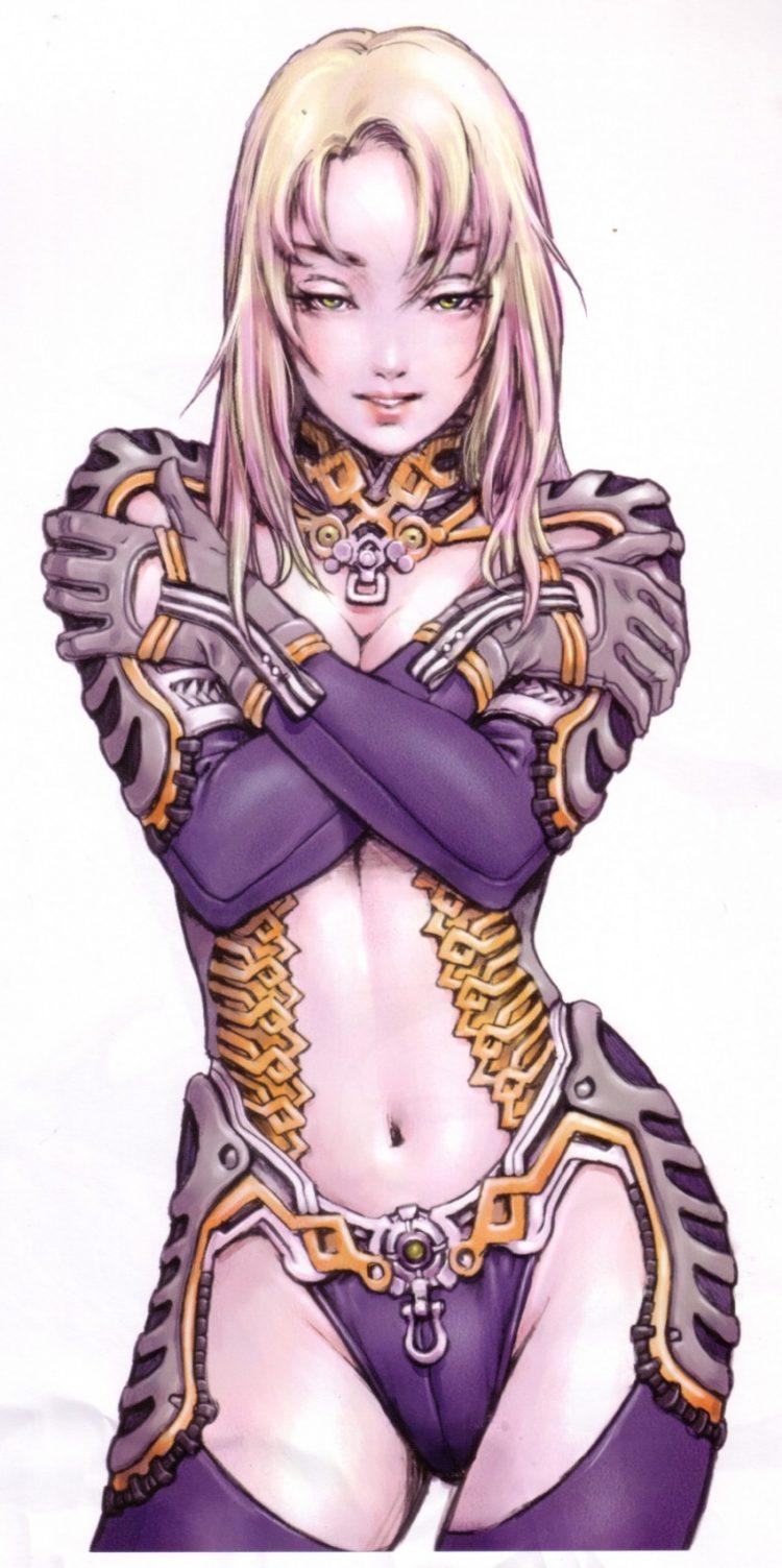 hentai cyborg Android 2 cyberpunk 31 - 【二次】サイボーグやアンドロイドのエロ画像:イラスト その10