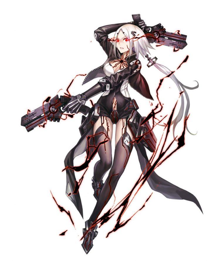 hentai cyborg Android 2 cyberpunk 35 - 【二次】サイボーグやアンドロイドのエロ画像:イラスト その10