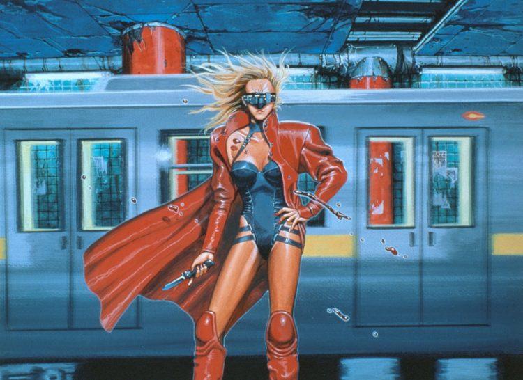 hentai cyborg Android 2 cyberpunk 8 - 【二次】サイボーグやアンドロイドのエロ画像:イラスト その10
