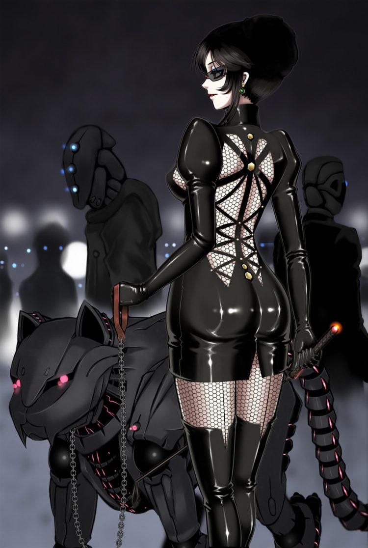 hentai cyborg Android 2 cyberpunk 86 - 【二次】サイボーグやアンドロイドのエロ画像:イラスト その12