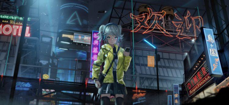 hentai cyborg Android 2 cyberpunk 92 - 【二次】サイボーグやアンドロイドのエロ画像:イラスト その12