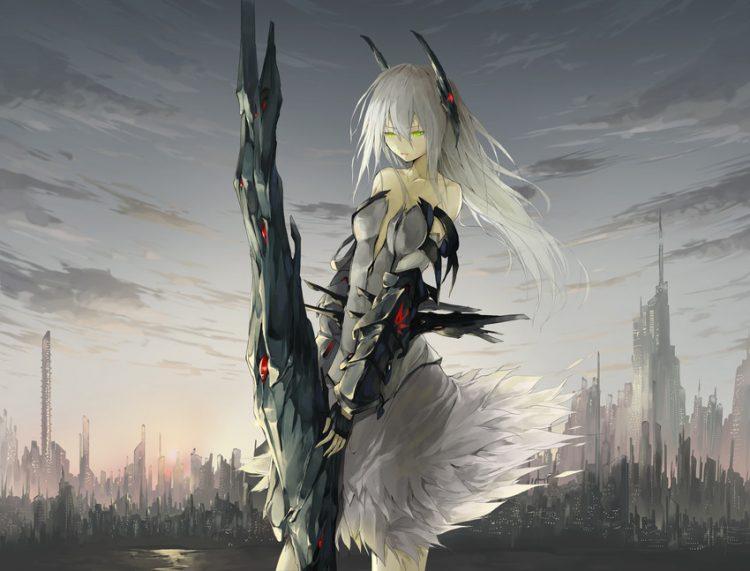 hentai cyborg Android 2 cyberpunk 97 - 【二次】サイボーグやアンドロイドのエロ画像:イラスト その12