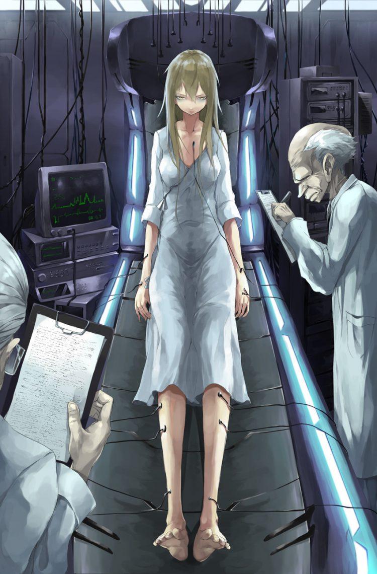 hentai cyborg Android 2 cyberpunk 98 - 【二次】サイボーグやアンドロイドのエロ画像:イラスト その12
