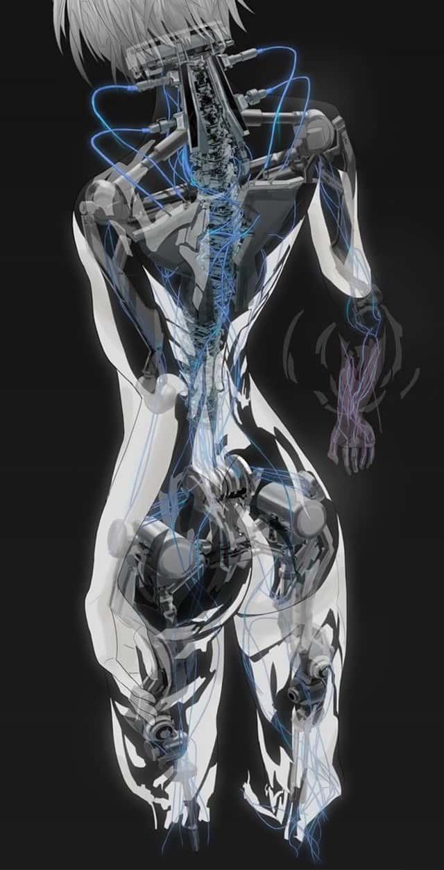 hentai cyborg Android cyberpunk 187 - 【二次】サイボーグやアンドロイドのエロ画像:イラスト その6