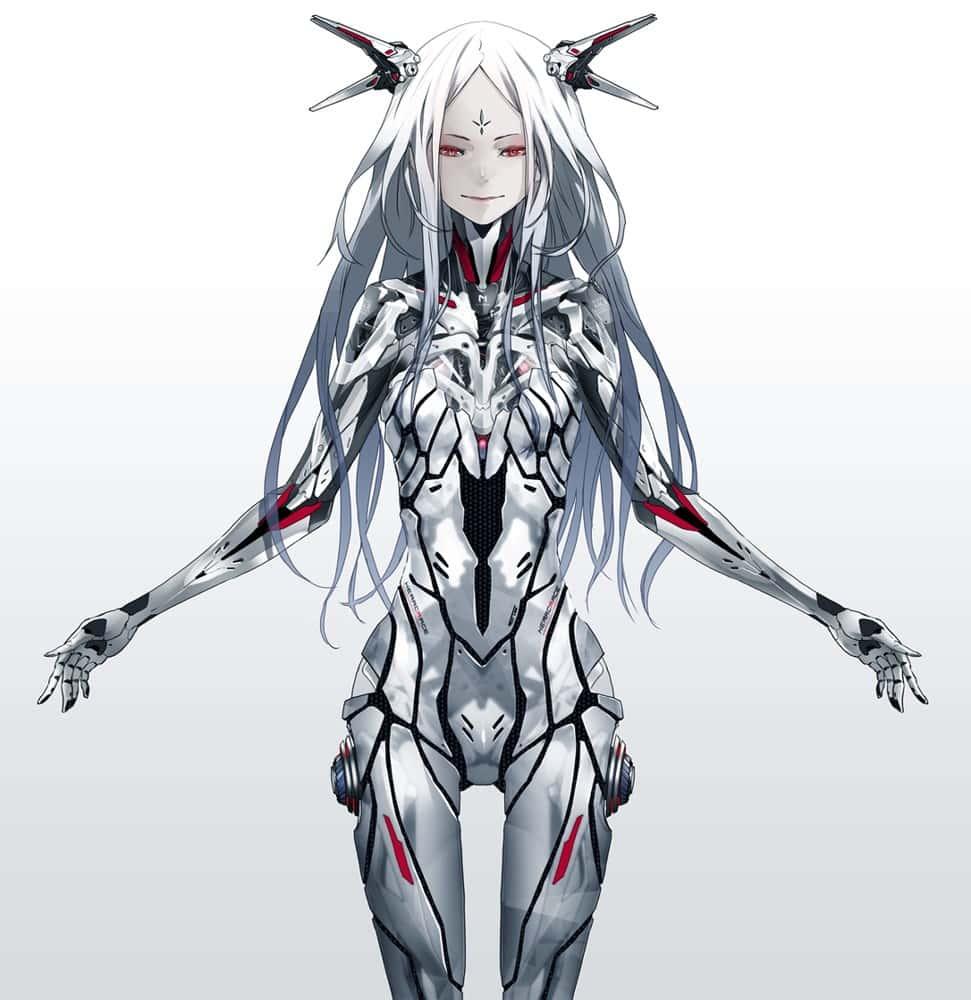 hentai cyborg Android cyberpunk 191 - 【二次】サイボーグやアンドロイドのエロ画像:イラスト その6