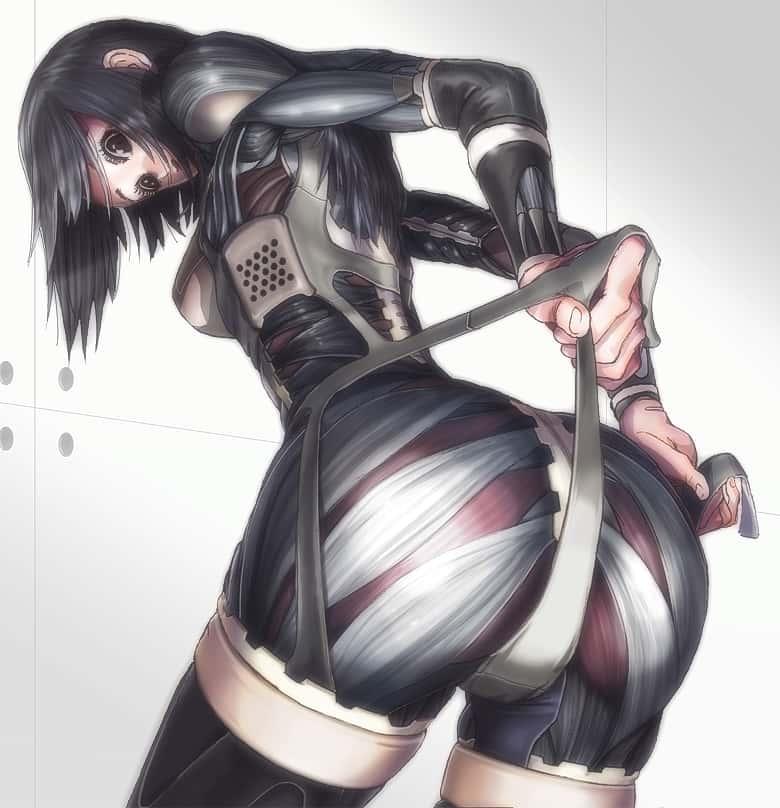 hentai cyborg Android cyberpunk 192 - 【二次】サイボーグやアンドロイドのエロ画像:イラスト その6