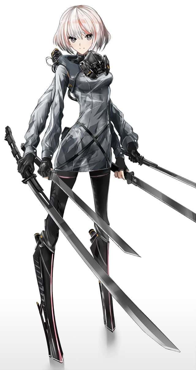 hentai cyborg Android cyberpunk 199 - 【二次】サイボーグやアンドロイドのエロ画像:イラスト その6