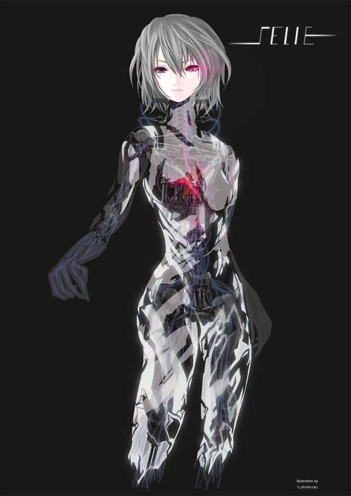 hentai cyborg Android cyberpunk 201 - 【二次】サイボーグやアンドロイドのエロ画像:イラスト その6
