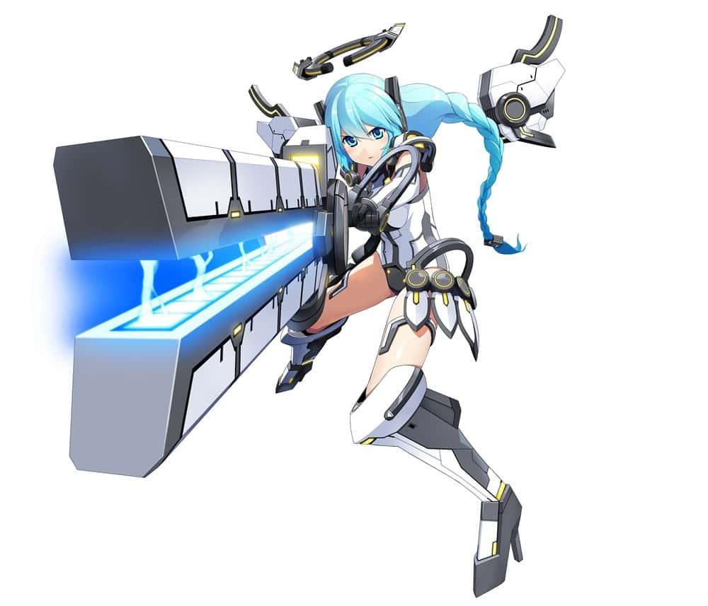 hentai cyborg Android cyberpunk 213 - 【二次】サイボーグやアンドロイドのエロ画像:イラスト その7