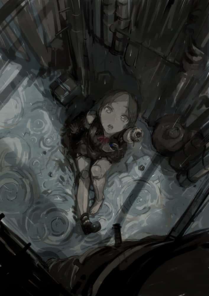 hentai cyborg Android cyberpunk 224 - 【二次】サイボーグやアンドロイドのエロ画像:イラスト その7