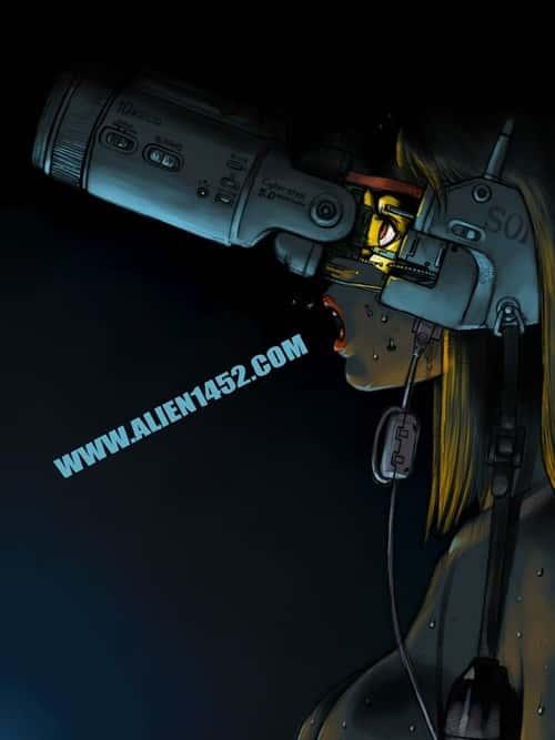 hentai cyborg Android cyberpunk 234 - 【二次】サイボーグやアンドロイドのエロ画像:イラスト その7