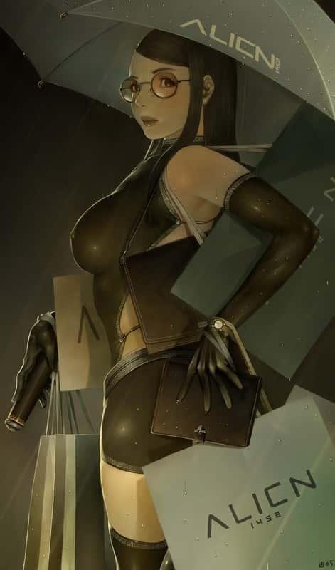 hentai cyborg Android cyberpunk 248 - 【二次】サイボーグやアンドロイドのエロ画像:イラスト その8