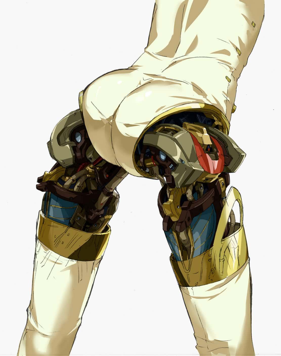 hentai cyborg Android cyberpunk 266 - 【二次】サイボーグやアンドロイドのエロ画像:イラスト その8