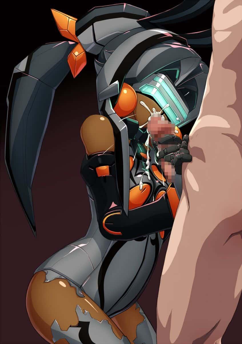 hentai cyborg Android cyberpunk 267 - 【二次】サイボーグやアンドロイドのエロ画像:イラスト その8