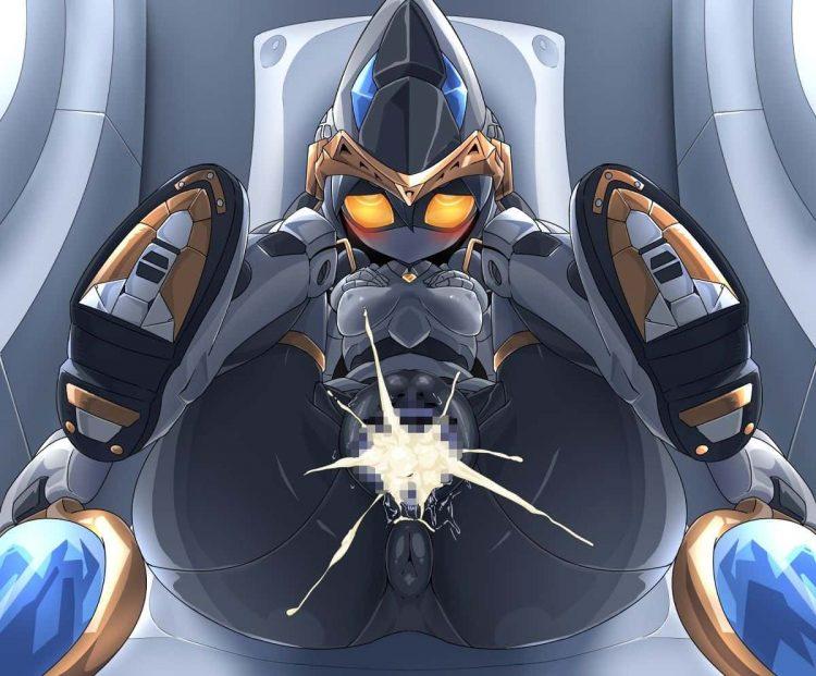hentai cyborg Android cyberpunk 273 - 【二次】サイボーグやアンドロイドのエロ画像:イラスト その8