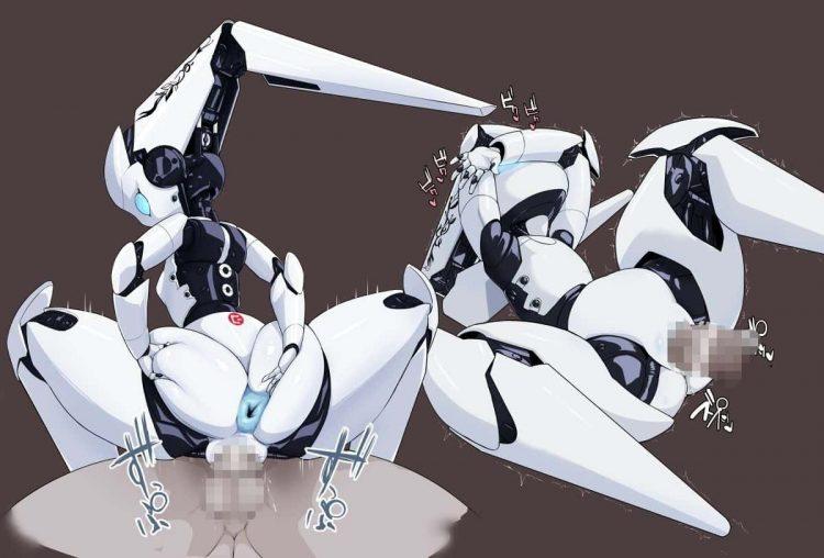 hentai cyborg Android cyberpunk 277 - 【二次】サイボーグやアンドロイドのエロ画像:イラスト その8