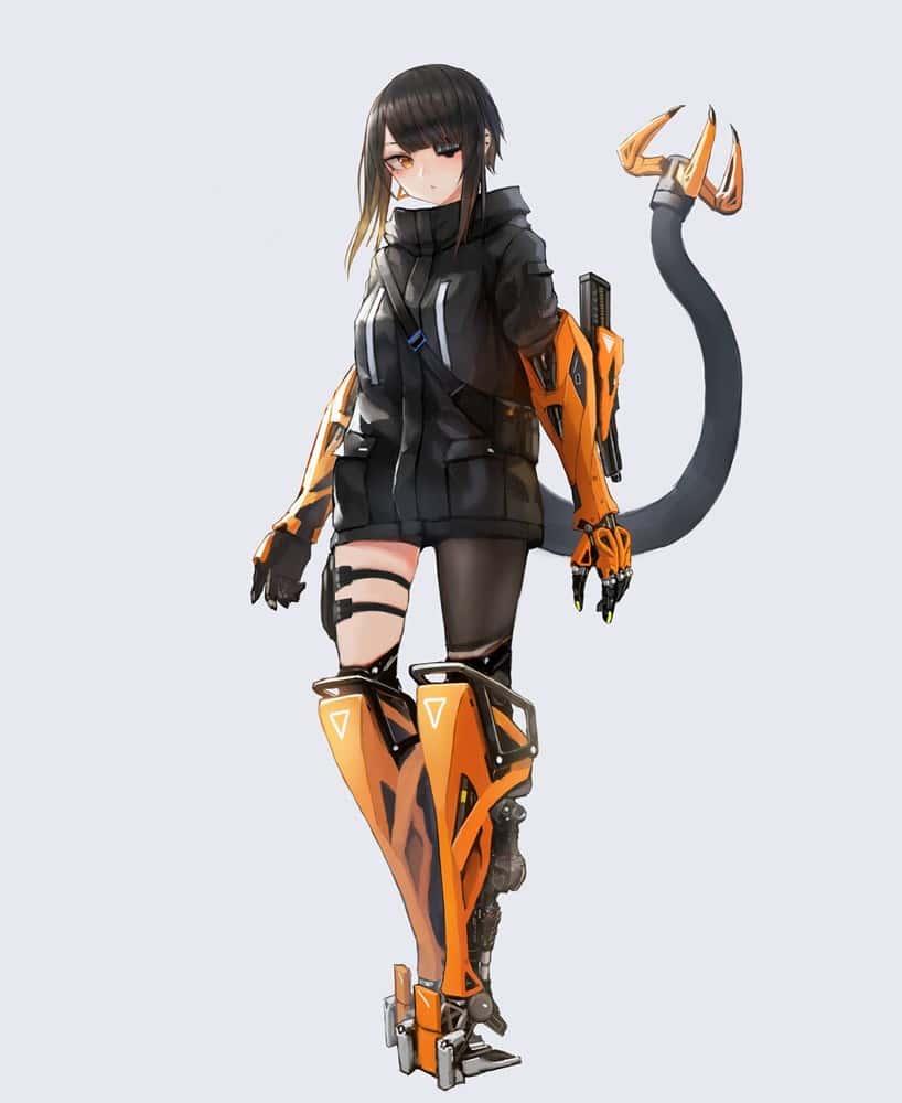hentai cyborg Android cyberpunk 74 - 【二次】サイボーグやアンドロイドのエロ画像:イラスト その3