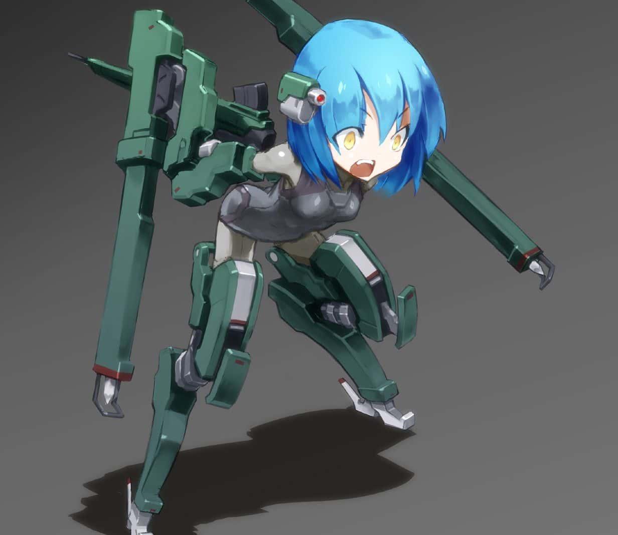hentai cyborg Android cyberpunk 84 - 【二次】サイボーグやアンドロイドのエロ画像:イラスト その3