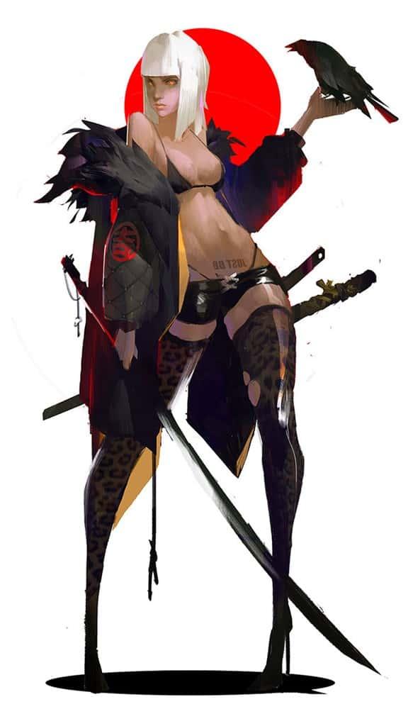 hentai cyborg Android cyberpunk 98 - 【二次】サイボーグやアンドロイドのエロ画像:イラスト その3