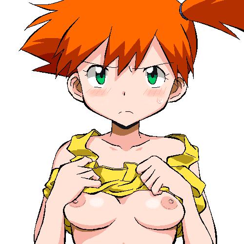 misty pokemon00121 - 【ポケモン】カスミちゃんのエロ画像:イラスト その4