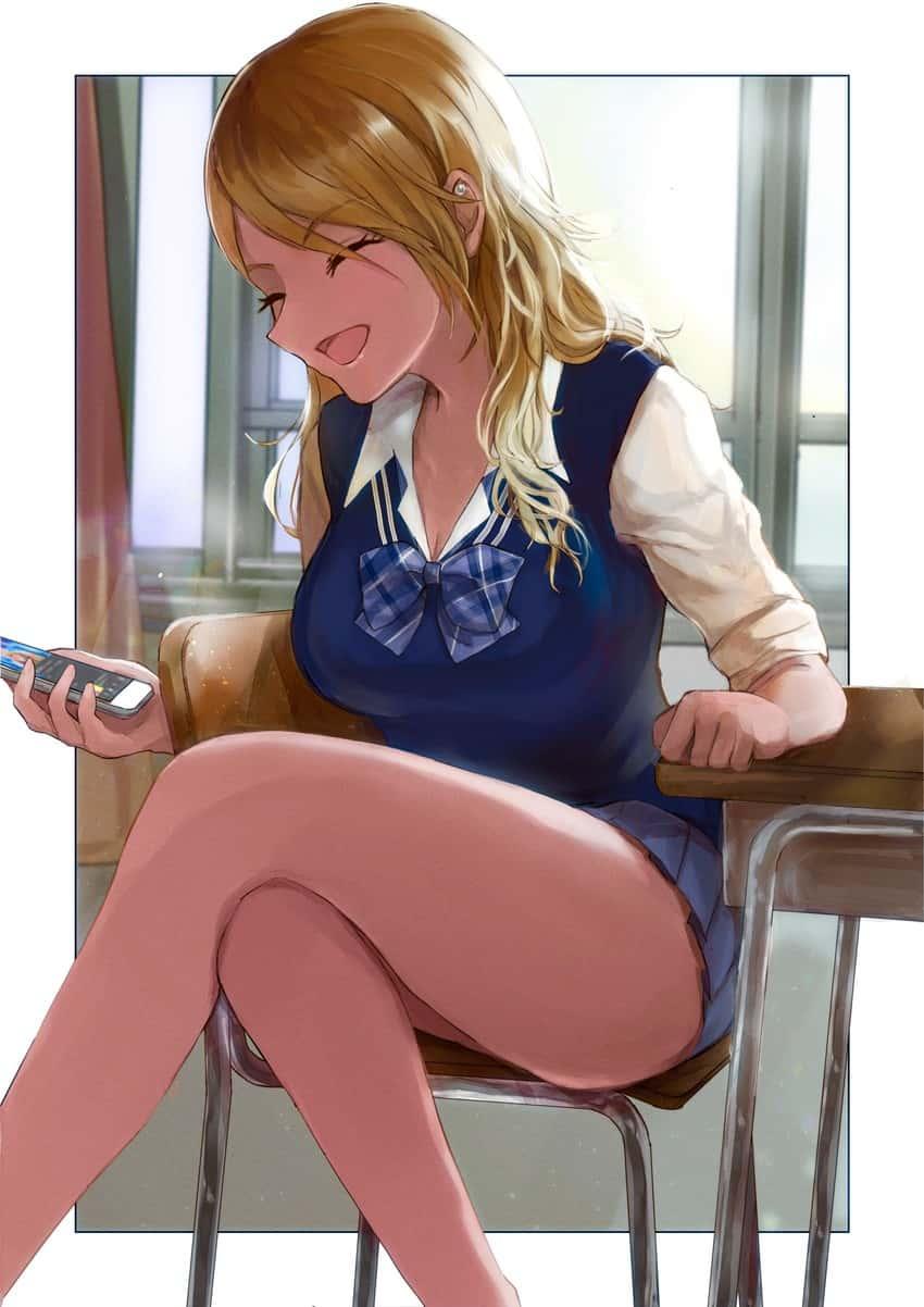 シャニマス00085 - 【シャニマス】和泉愛依ちゃんのエロ画像:イラスト その3