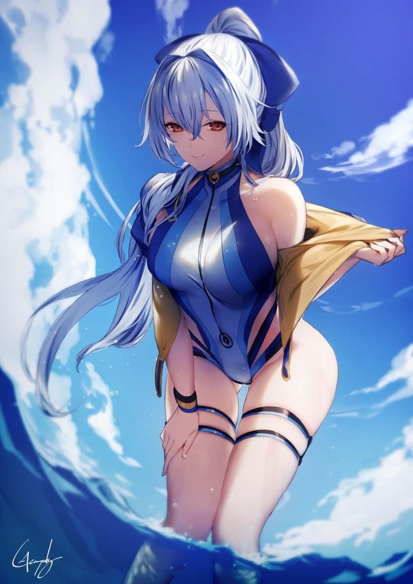 Fate00071 - 【Fate/Grand Order】巴御前ちゃんのエロ画像:イラスト その3