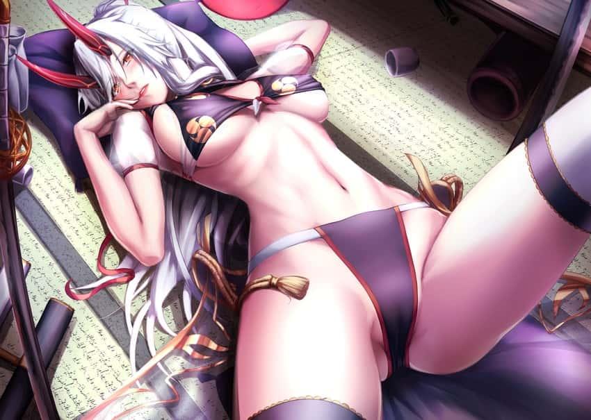 Fate00074 - 【Fate/Grand Order】巴御前ちゃんのエロ画像:イラスト その3