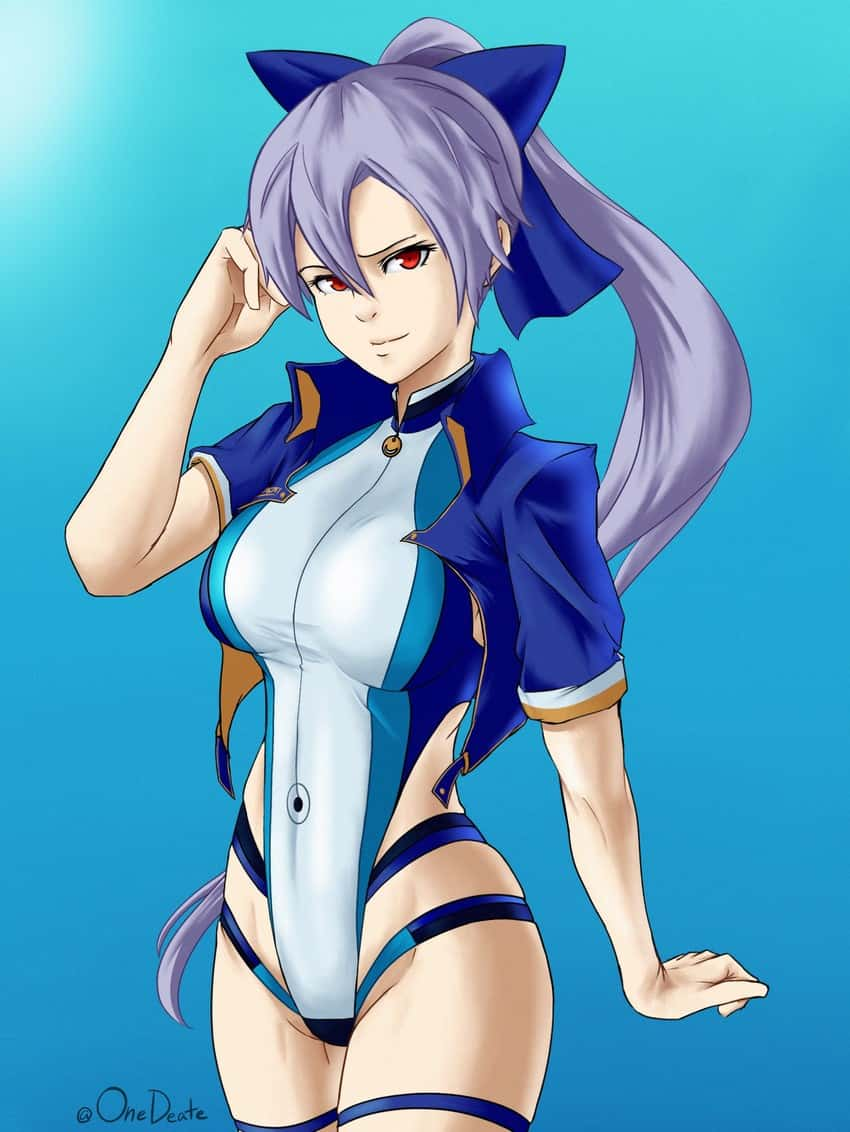 Fate00172 - 【Fate/Grand Order】巴御前ちゃんのエロ画像:イラスト その5
