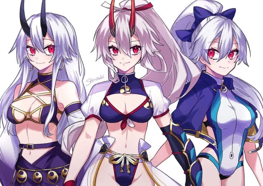 Fate00259 - 【Fate/Grand Order】巴御前ちゃんのエロ画像:イラスト その8