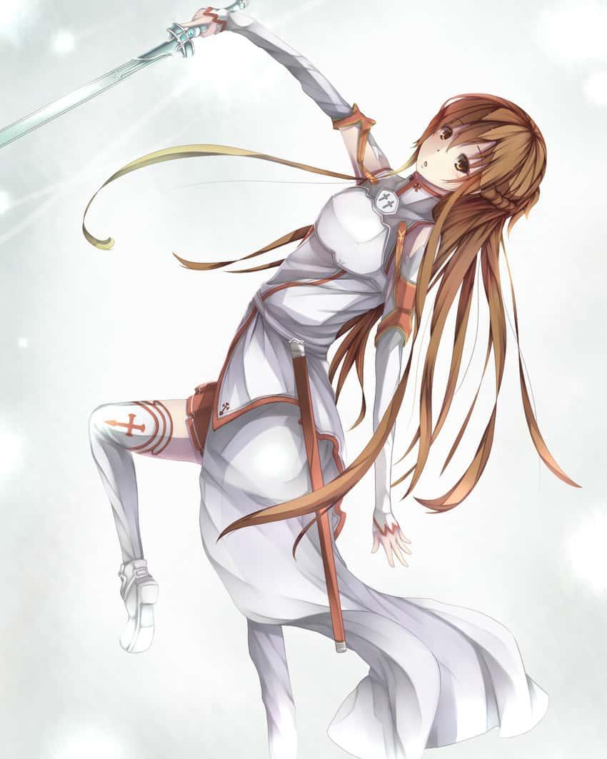 asuna sao286 - 【ソードアートオンライン 】アスナのエロ画像:イラスト その10