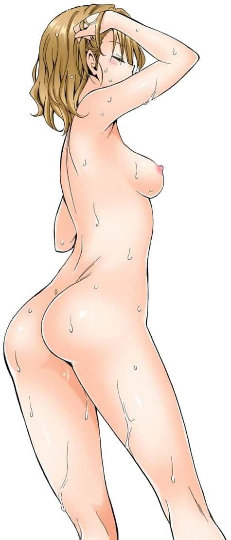 hentaim お尻美少女138 - 【フェチ】お尻に目がいく美少女のエロ画像:イラスト その4
