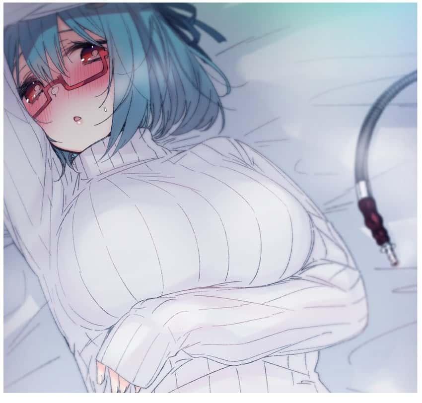 hentaim メガネ 美少女17 - 【フェチ】メガネ美少女ちゃんのエロ画像:イラスト