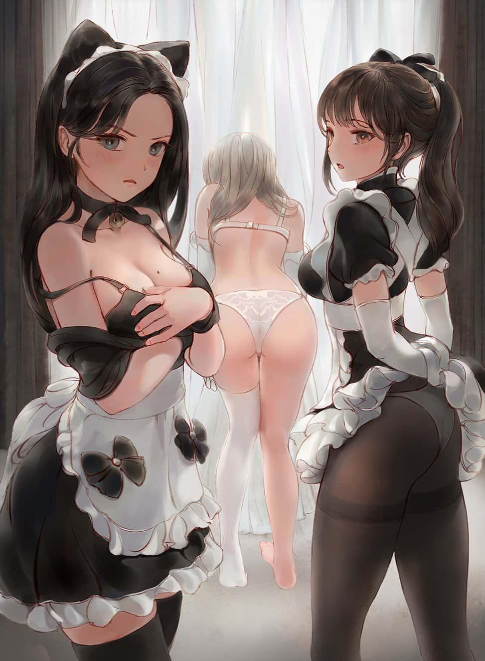 hentaim 主観 美少女225 - 【主観】美少女とセックス中のエロ画像:イラスト その7
