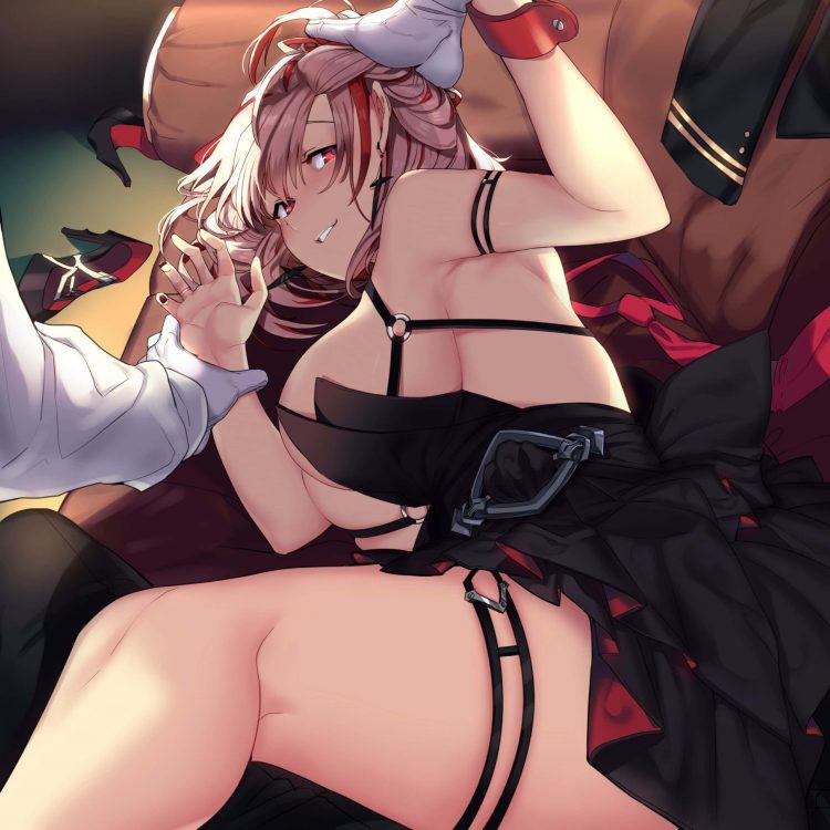 hentaim 主観 美少女73 - 【主観】美少女とセックス中のエロ画像:イラスト その3