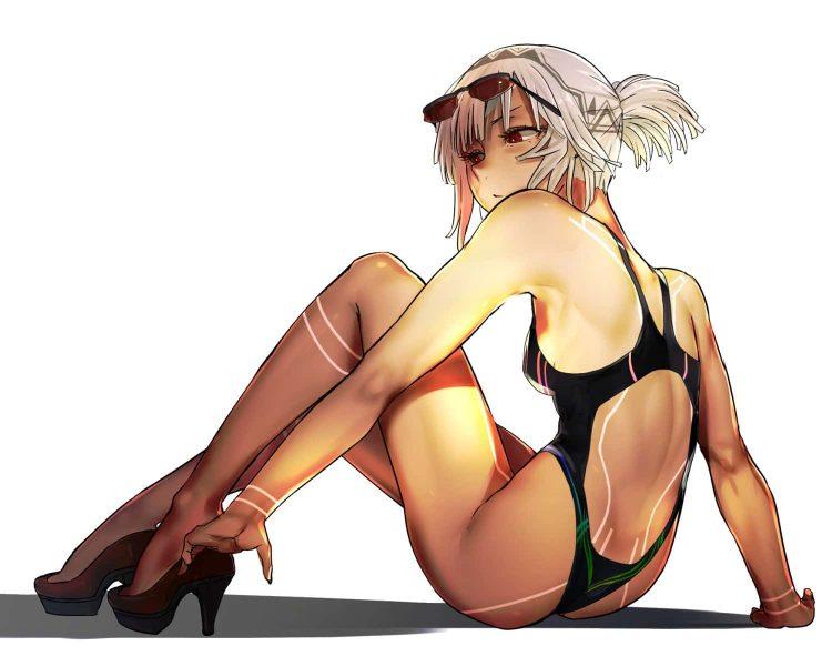hentaim 水着ガール69 - 【二次】水着の美少女のエロ画像:イラスト その22