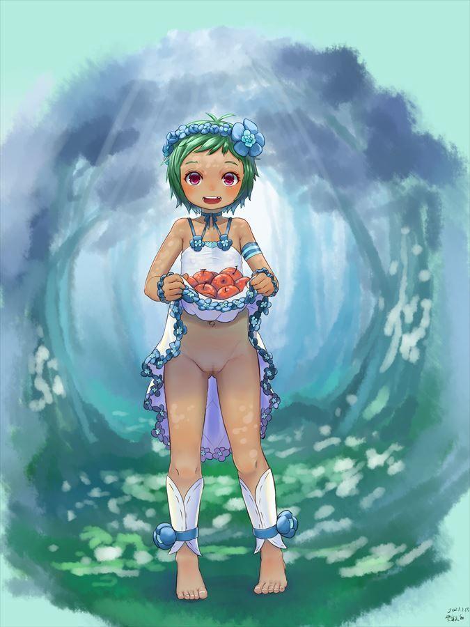 リゼロ4 - 【リゼロ】テュフォンちゃんのエロ画像:イラスト