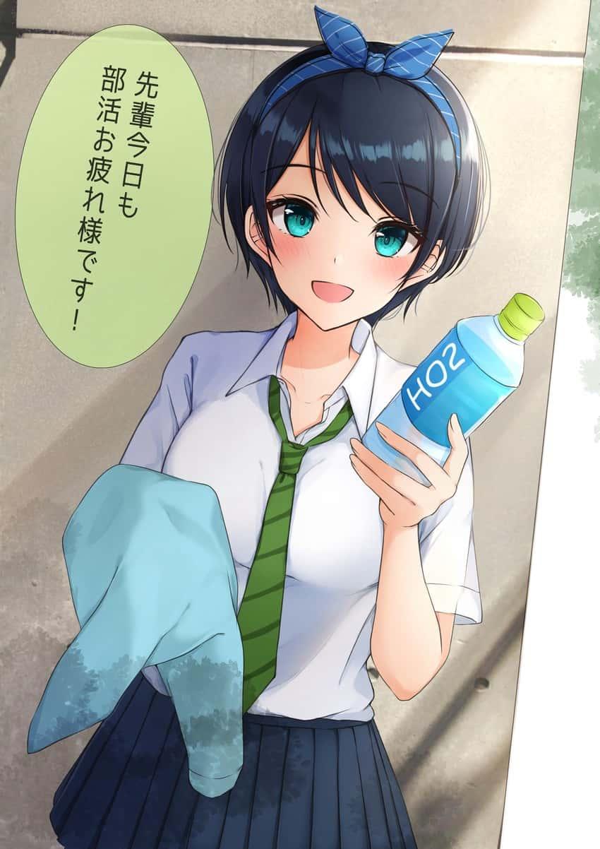 彼女、お借りします120 - 【彼女、お借りします】更科瑠夏ちゃんのエロ画像:イラスト その5