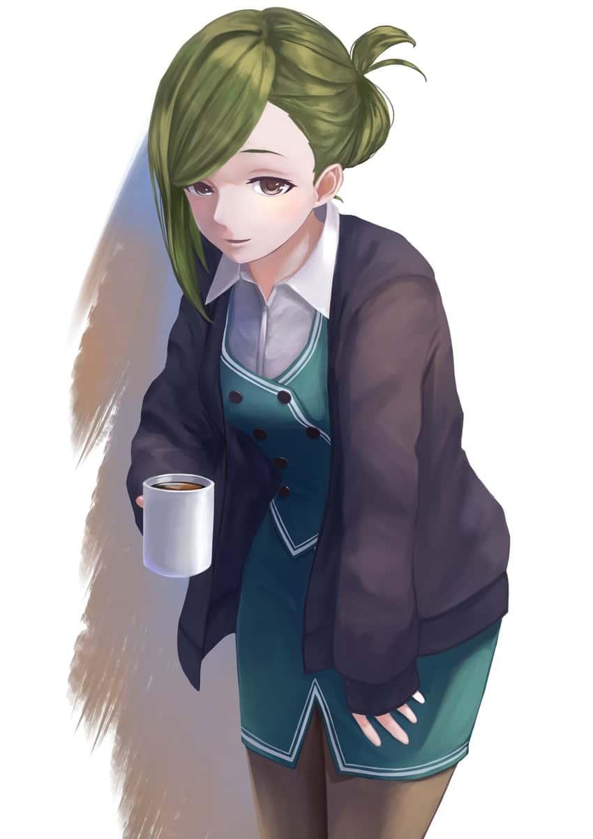 anakusa hazuki idolmaster61 - 【シャイニーカラーズ】七草はづきのエロ画像:イラスト その2
