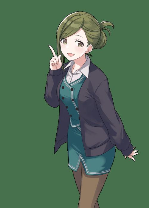 anakusa hazuki idolmaster73 - 【シャイニーカラーズ】七草はづきのエロ画像:イラスト その2